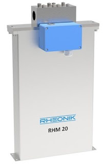Coriolis mass flow sensor Rheonik RHM20