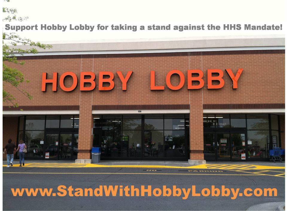Hobby lobby online shopping