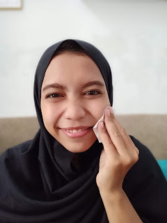 Review Produk : Wardah  Nature Daily  Sheet Mask