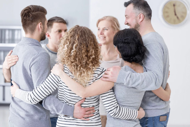 Lower back pain - interpersonal support