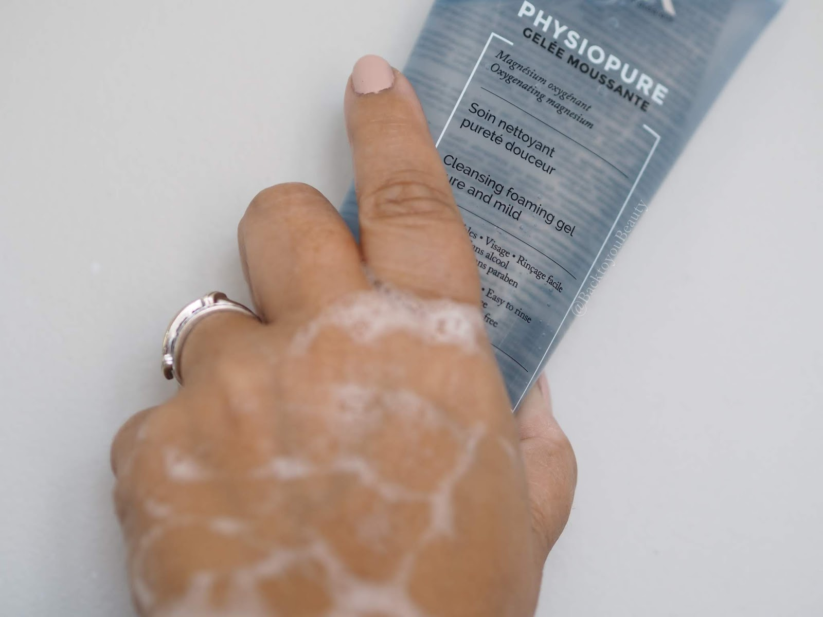 SVR Laboratoire Dermatolique Cleansing Foaming Gel