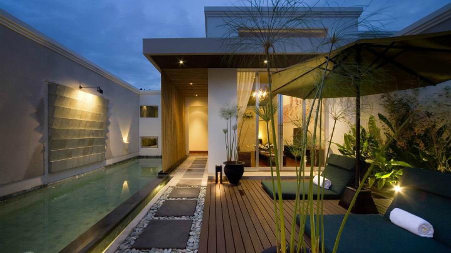 Marzua 8 maneras de iluminar su jard n o terraza for Iluminacion terraza