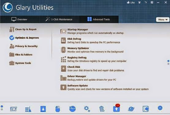 Download Glary Utilities
