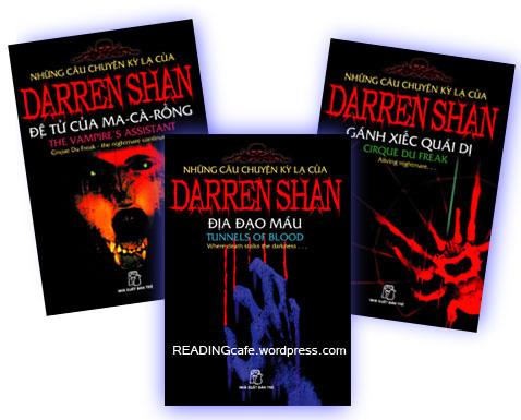 Truyện audio kinh dị: Những Câu Chuyện Kỳ Lạ Của Darren Shan