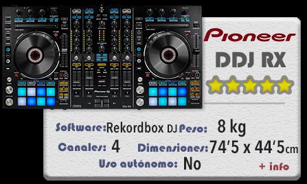 Pioneer DDJ RX