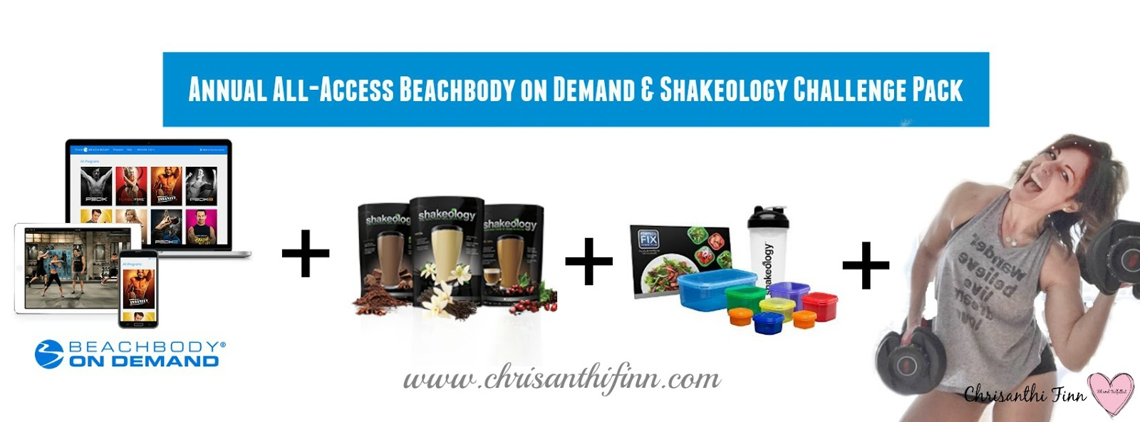 Beachbody's Annual All Access On Demand Challenge Pack!