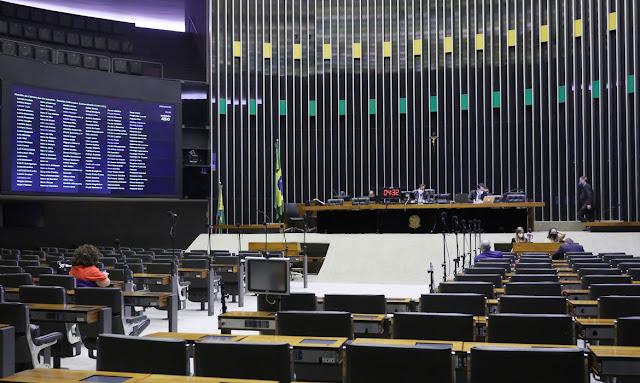 BRASIL: Câmara vota auxílio emergencial para estados e municípios