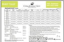 Cluster Baru Bukit Tulip CitraIndah City