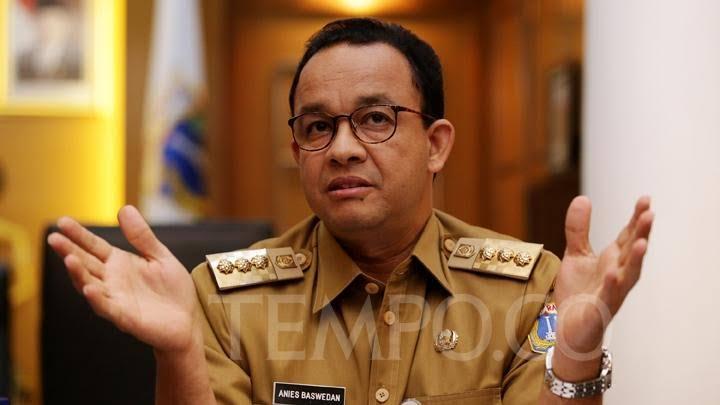 Punya Wakil Gubernur, Anies Baswedan: InsyaAllah Bisa Kerjasama dengan Baik