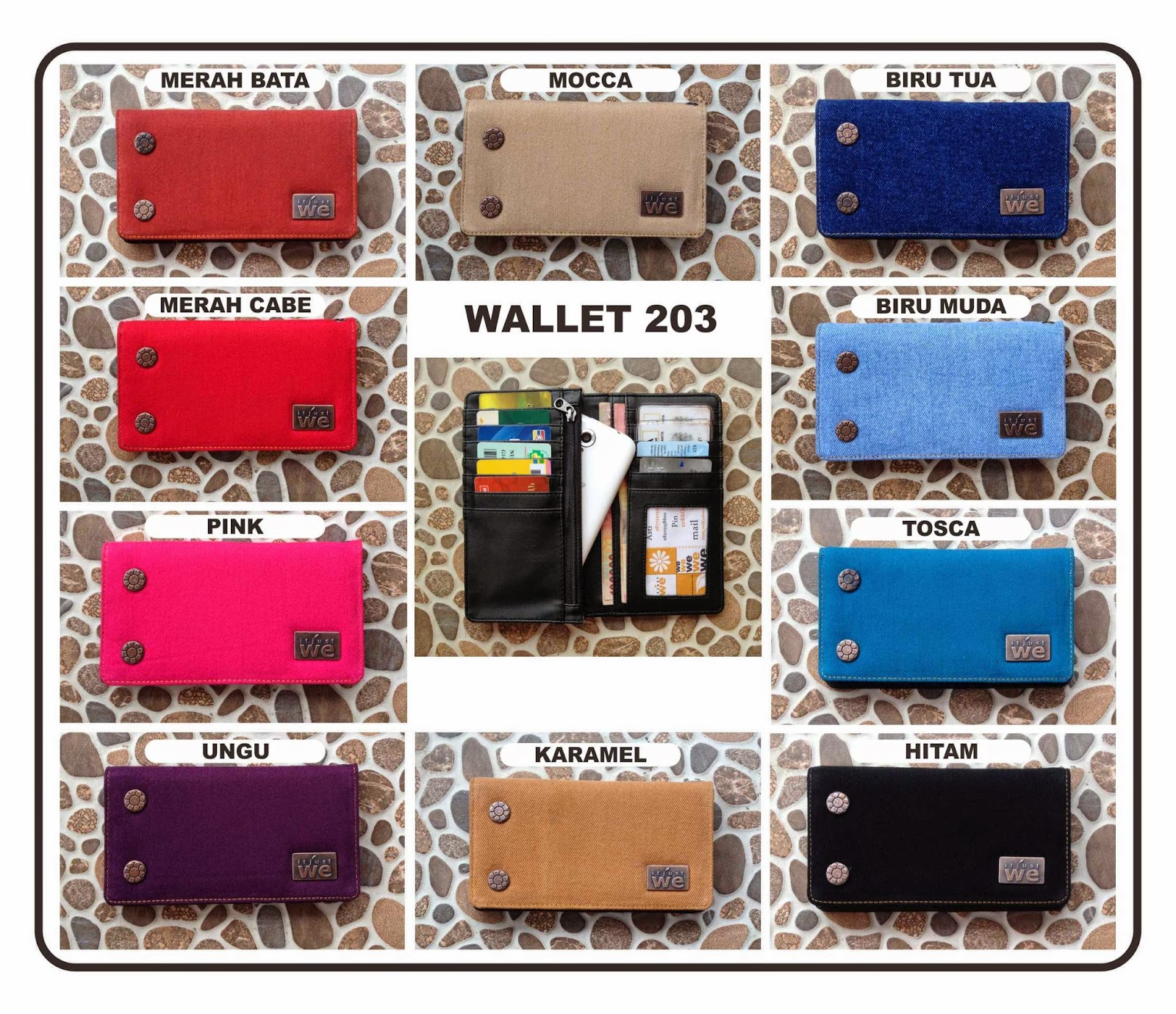 Grosir Dompet It Just We
