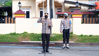 Lagu Indonesia Raya Terdengar, Begini Reaksi Kapolres Tana Toraja