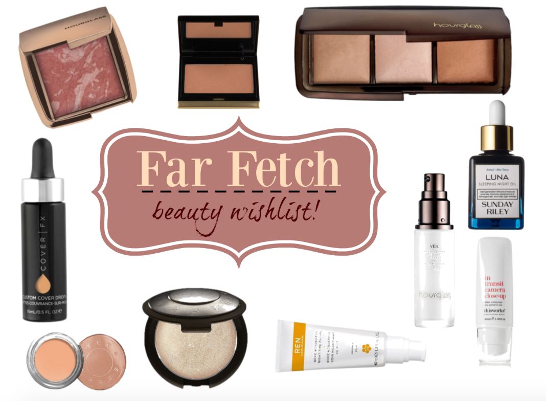 far fetch beauty wishlist