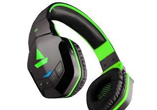 boAt Rockerz 510 Bluetooth On-Ear Headphone with Mic(Viper Green)