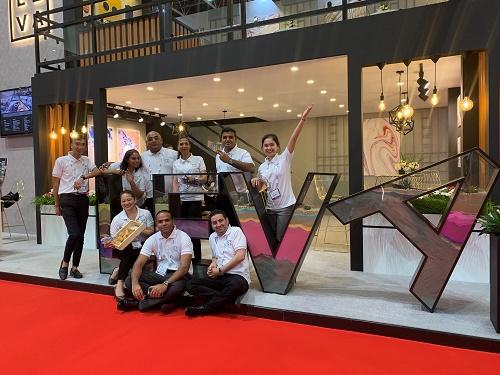 ليفا تسجل حضورها الأول في سوق السفر العربي مع مركز ليفا مزايا سنتر