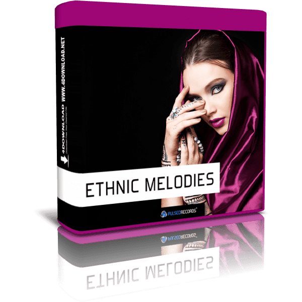 Pulsed Records Ethnic Melodies