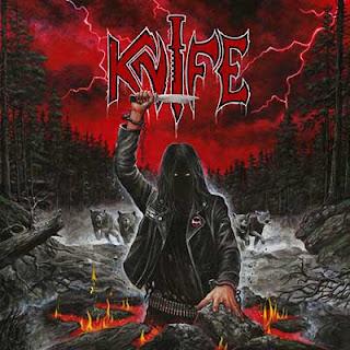 Ο ομώνυμος δίσκος των Knife