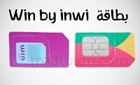 Carte Win by inwi