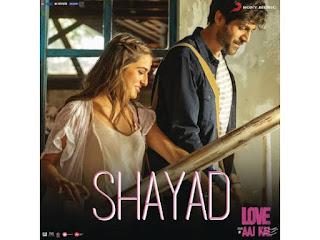 Shayad Lyrics-Love Aaj Kal