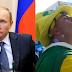 Se a Rússia entrar em guerra, a copa do mundo 2018 será no Brasil?