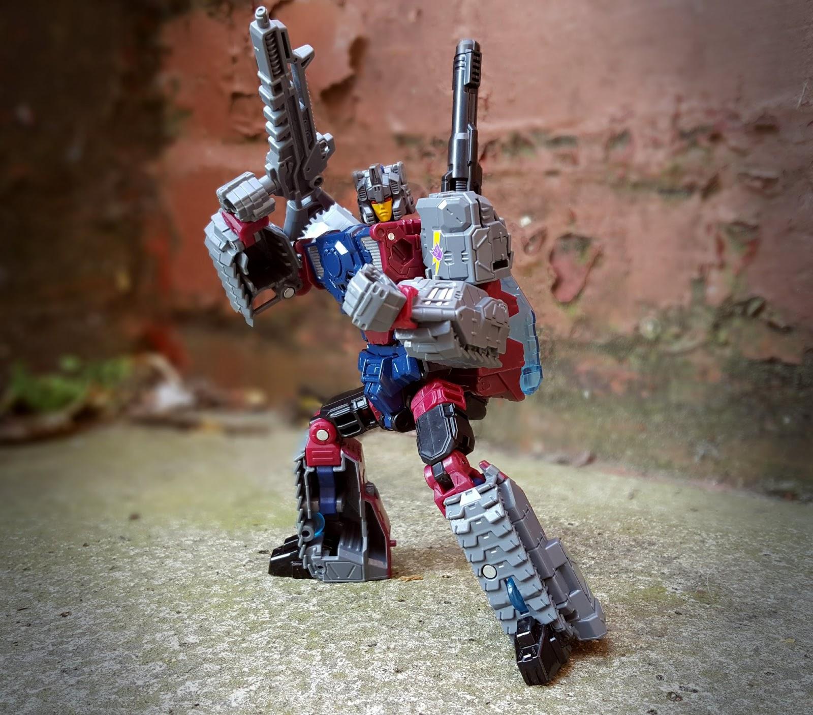 TRANSFORMERS HASBRO Quake no box TITANS RETURN rare