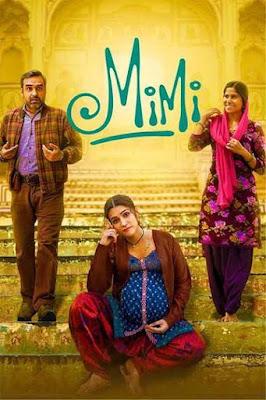Mimi (2021) Hindi 1080p HDRip ESub x265 HEVC 1.6Gb