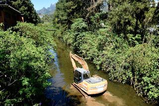 Governo do Estado retoma o Programa Limpa Rio na Região Serrana do Rio - Teresópolis - Petrópolis - Nova Friburgo