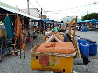Feira livre de Baraúna volta neste próximo domingo (25)