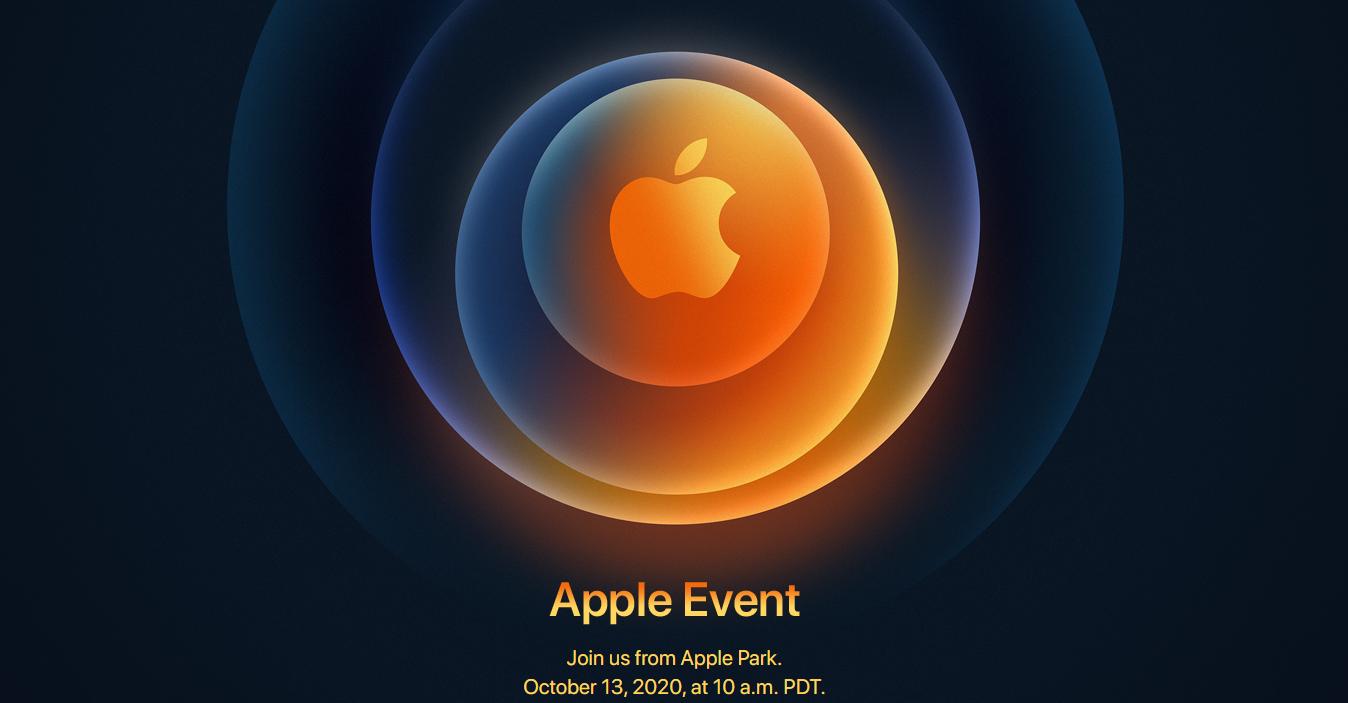 Apple presenterà i nuovi iPhone 12 5G il 13 ottobre
