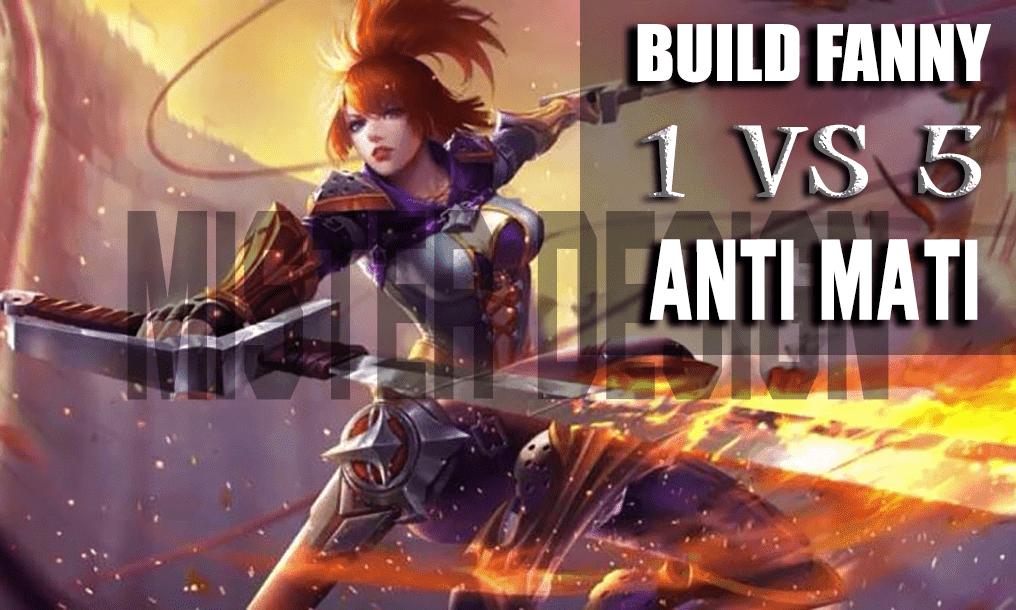 Build Fanny Terbaru Meta 2018