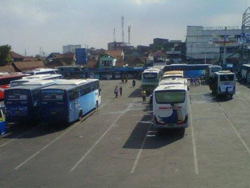 Daftar Trayek Bus AKDP dan AKAP yang Sudah Beroperasi di Terminal Cicaheum