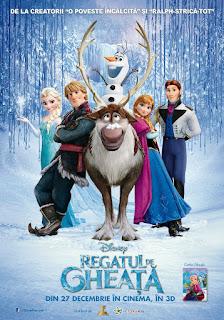 Frozen Regatul de gheata (2013) dublat in romana