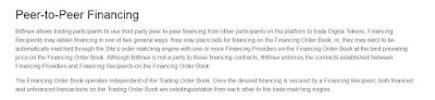 Bitfinex: Peer-to-Peer Financing