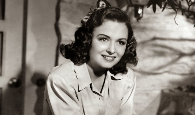 Donna Reed Milf 73