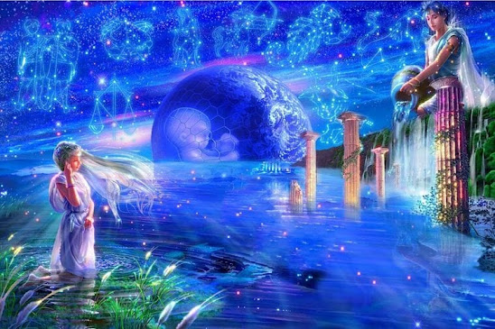 New Age Aquarius gnosticism technology environmentalism ecofascism Toronto futurism
