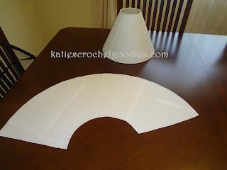 lamp shade template