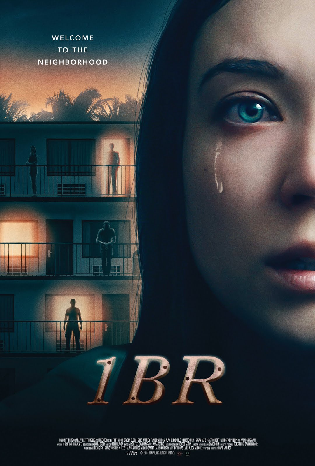 1BR (2019) English 250MB WEB-DL 480p ESubs