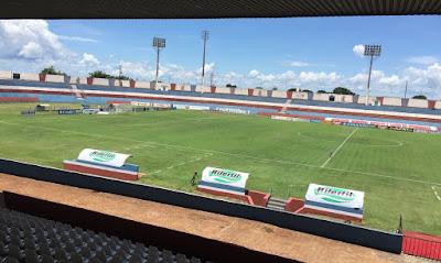 Oficial! Itumbiara E.C entra em acordo com a prefeitura e vai mandar seus jogos no Estádio JK