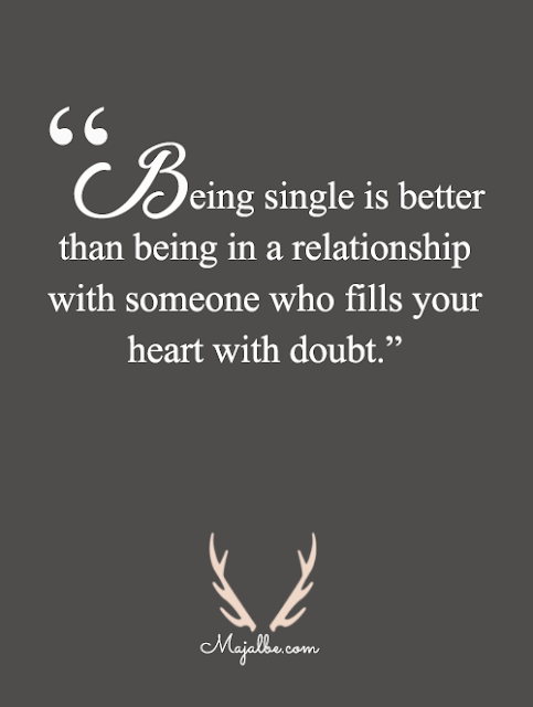 Being Single Love Quotes