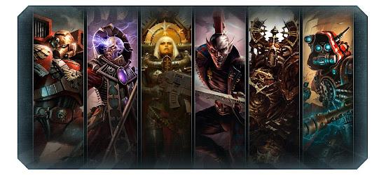 Actualizaciones 9a edición Facciones Warhammer 40,000