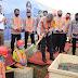 Kapolda Sumut Letakkan Batu Pertama Pembangunan Rumah Susun Dan Fasumdit Samapta Polda Sumut