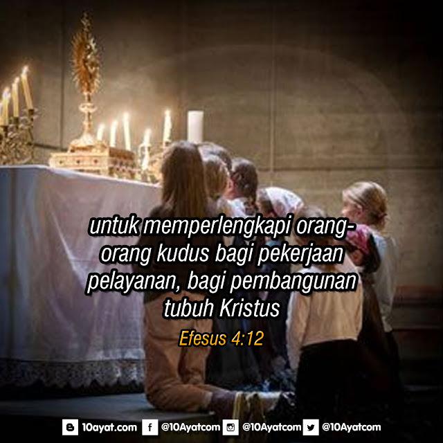 Efesus 4:12