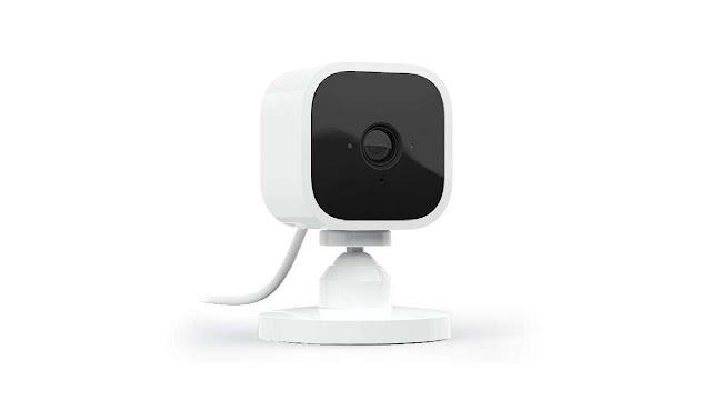 Blink Mini Indoor Night Vision Security Camera