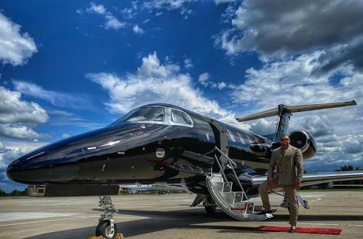 Alex Bodi a zburat cu un avion privat ca să ajungă la rusoaica Daria!