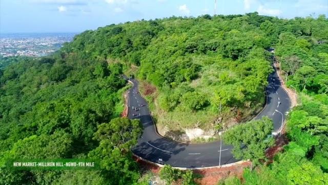 Luke Mgboh: Ugwuanyi, roads and civil engineering wonders at Miliken Hill