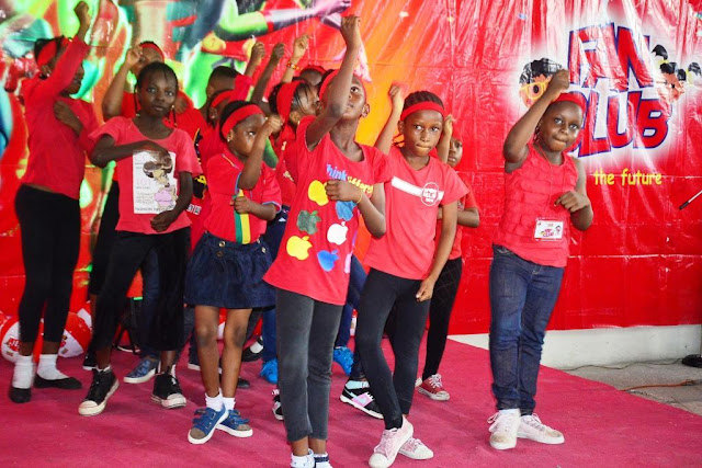 Dufil lights up lives as it inspires 100,000 kids to mark Children?s Day