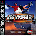 Tony Hawk's Pro Skater 3  ( PS1 RIP )