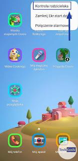 Samsung Ekran Startowy Dzieci Kontrola Rodzicielska