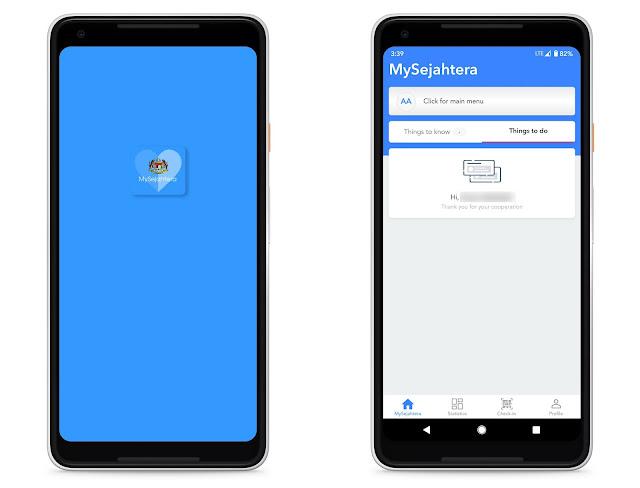 Download Aplikasi MySejahtera Terlebih Dahulu Untuk Menerima eWallet RM50