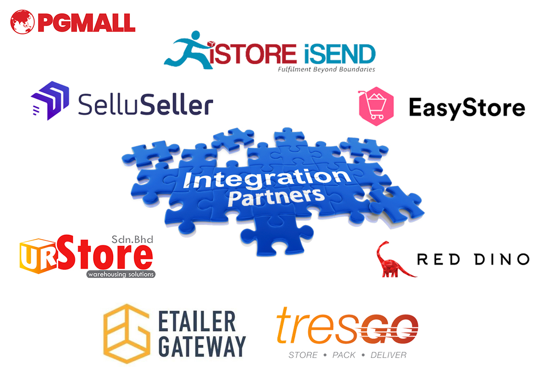 Daftar sekarang sebagai penjual di PG Mall, penjual e-commerce, seronoknya jadi seller di PG Mall