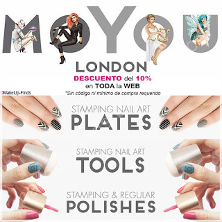 MakeUp-Finds-SIN-CÓDIGO-Descuento del 10% en MoyouLondon
